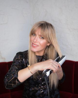 2ELLE x L'Oréal Pro Véronique by Jon Verhoeft reedit-1-2 GLASS HAIR LOOK