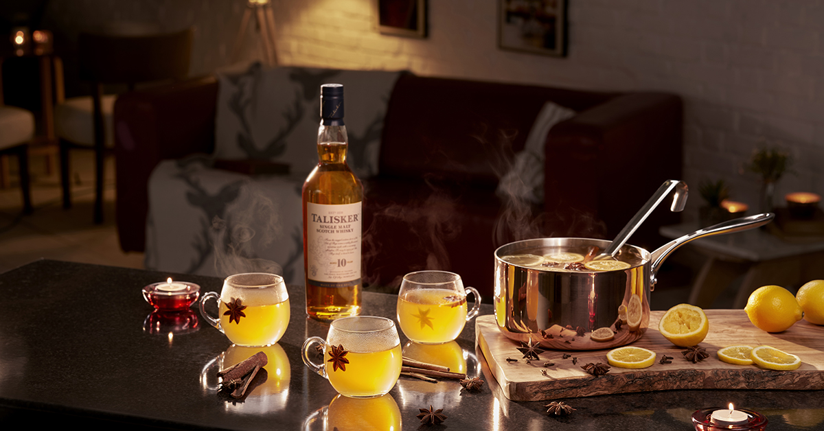 whiskey whisy cocktails talisker