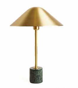 lamp met marmeren voet deco meubelen budget goedkoop