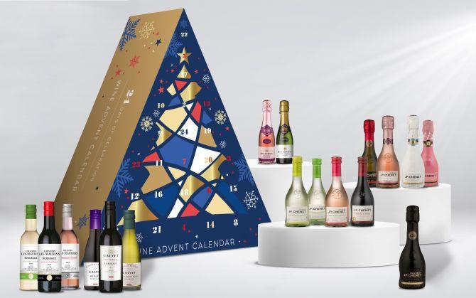 aldi wijnkalender advent