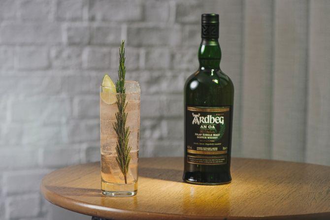 arbeg cocktail whisky