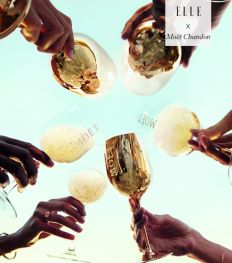Toast to togetherness met Moët & Chandon