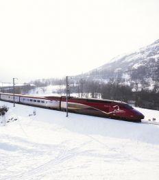 Stap deze winter aan boord van de Thalys Sneeuw richting de Franse Alpen