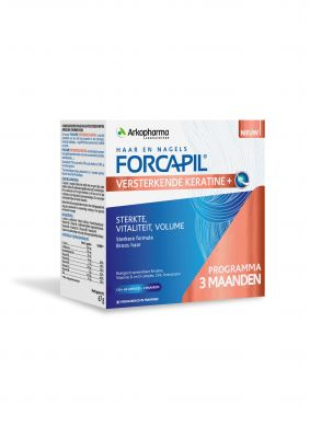 FORCAPIL® FORTIFIANT KERATINE +