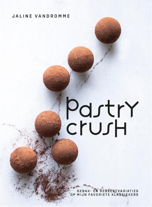 We Love: Pastry Crush, het indrukwekkende bakboek van Bake Off winnares Jaline - 1