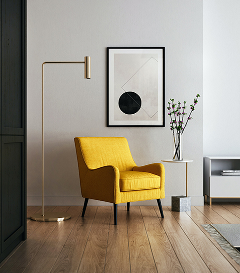Bij deze decomerken vind je stijlvolle meubelen voor een klein budget