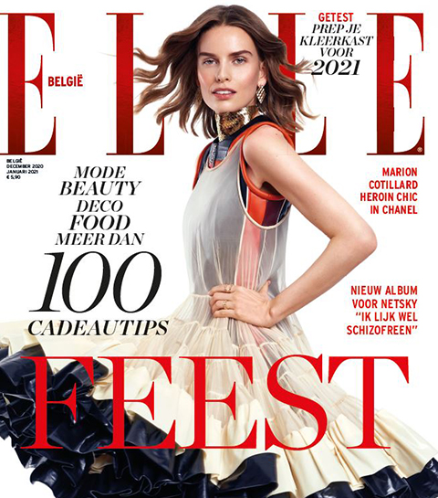 ELLE Cover
