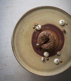 Recept: Chocolademoelleux met hazelnootpraliné van Jaline Vandromme