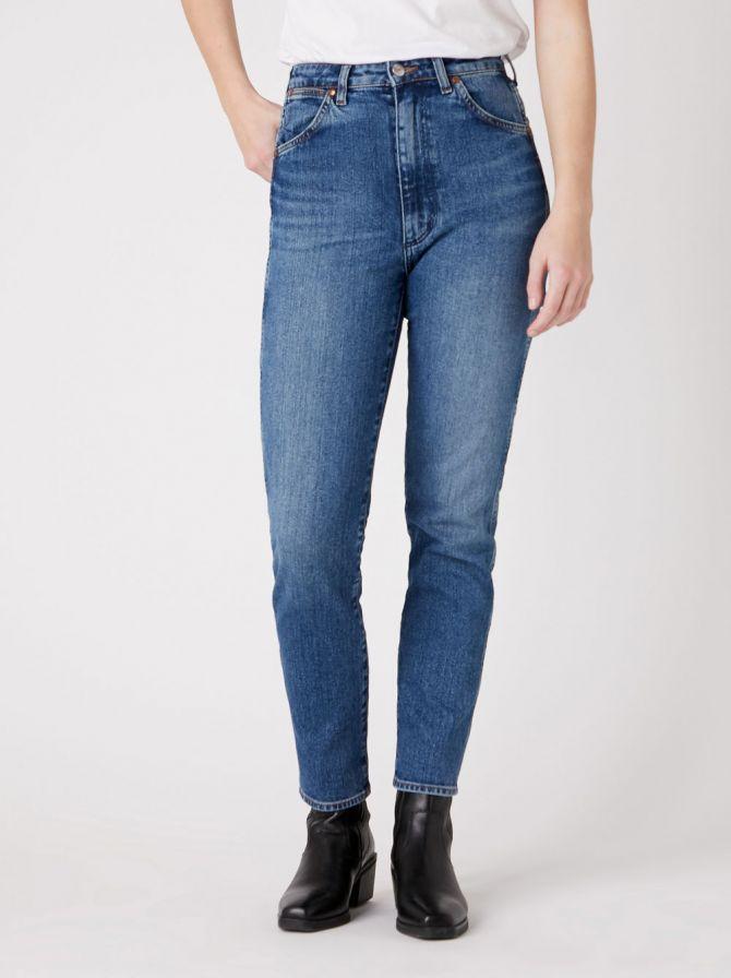 wrangler jeans ecologische jeansmerken denim duurzaam