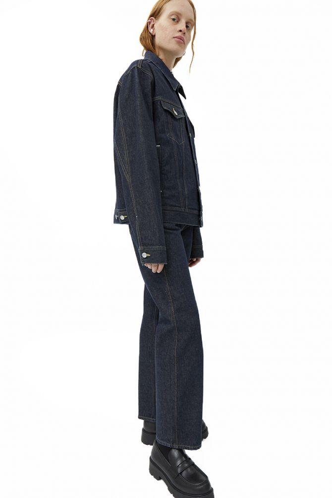 weekday jeans eco denim duurzame broek