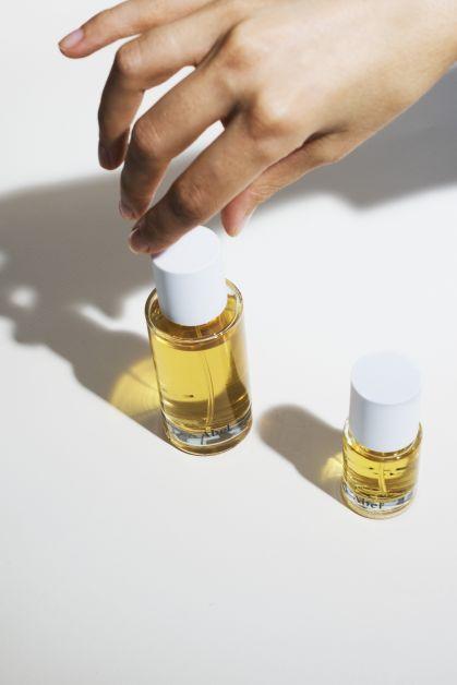 abel parfums natuurlijke geuren biologisch parfum Frances Schoemack