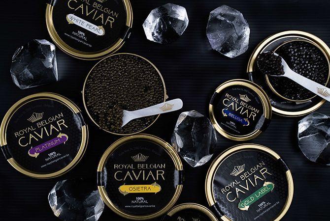 royal belgian caviar kaviaar proeven bewaren