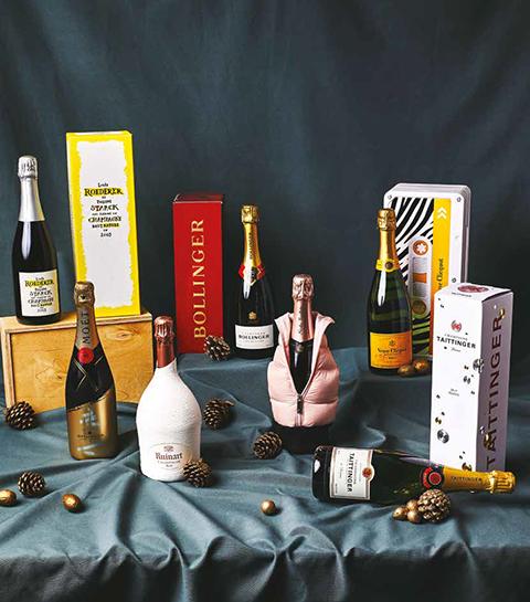Samen bubbelen: onze selectie champagnes voor de feestdagen