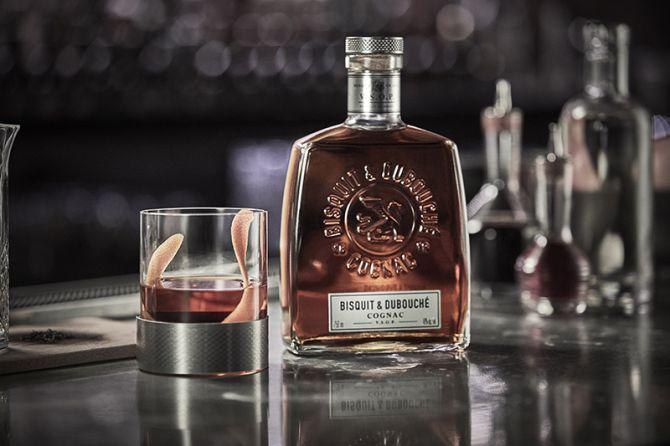 Bisquit & Dubouché cocktail