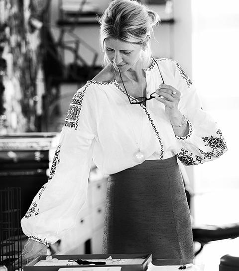 Tips voor een sprankelend kerstfeest van juwelenontwerpster Charlotte Lynggaard