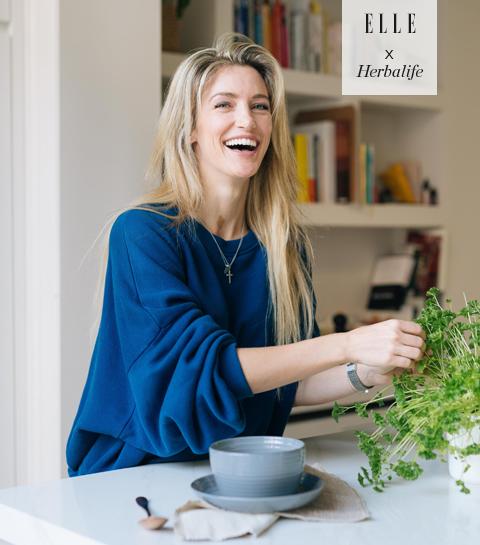 Interview: Steffi Vertriest over gezonde gewoontes