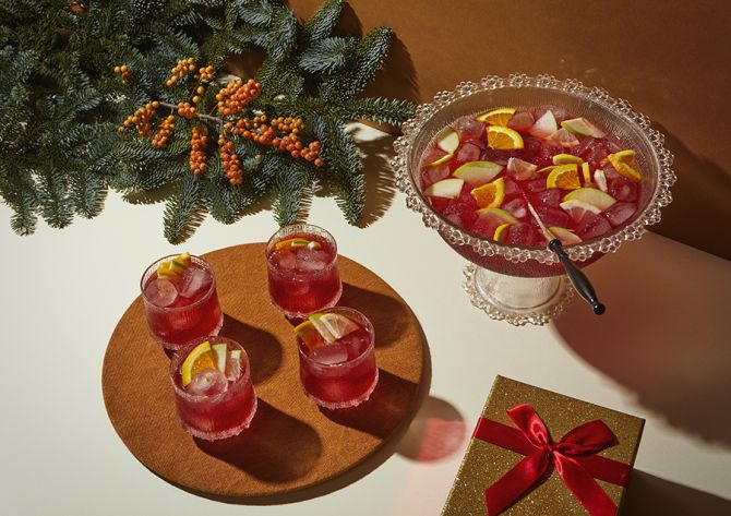 fiero punch winter cocktail drankjes kerst feest