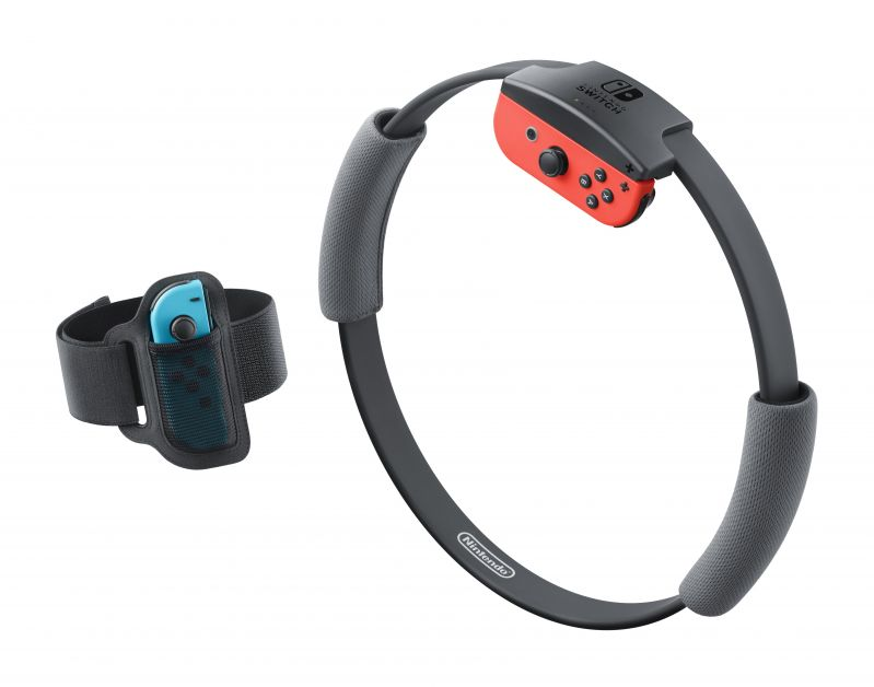 NintendoSwitch Ring Fit Adventure
