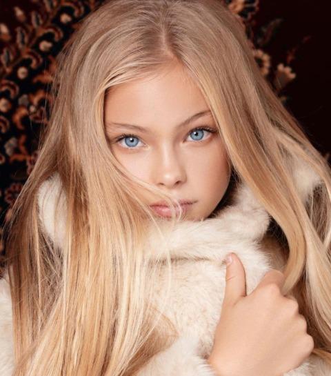 Wordt dit 11-jarige kindmodel de nieuwe Gigi Hadid?