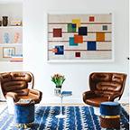 Interieurarchitecte Victoria Maria Geyer toont de perfecte kersttafel én haar stijlvolle woning.