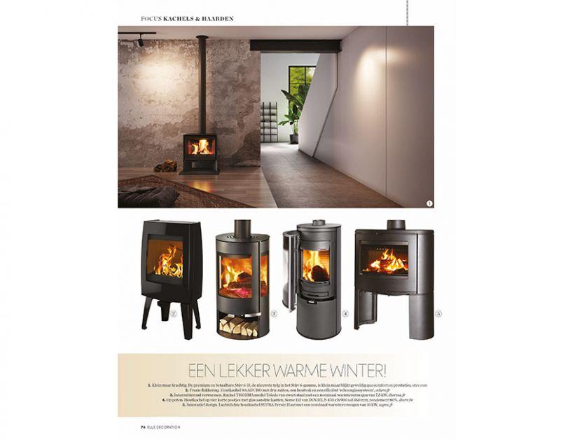 Lees het winternummer van ELLE Decoration België gratis - 8