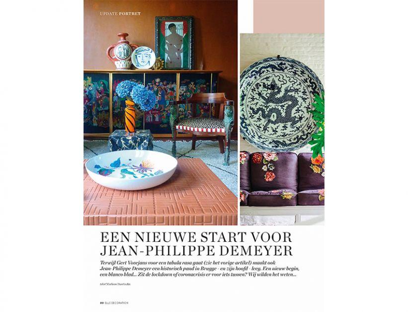 Lees het winternummer van ELLE Decoration België gratis - 1