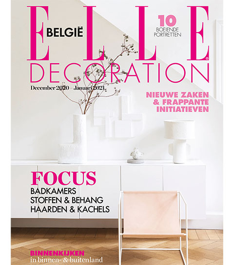 Lees het winternummer van ELLE Decoration België gratis