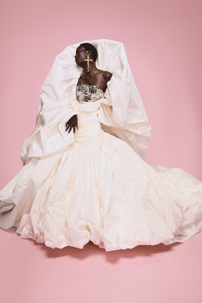 Paris Haute Couture Week: de mooiste looks om bij weg te dromen - 9