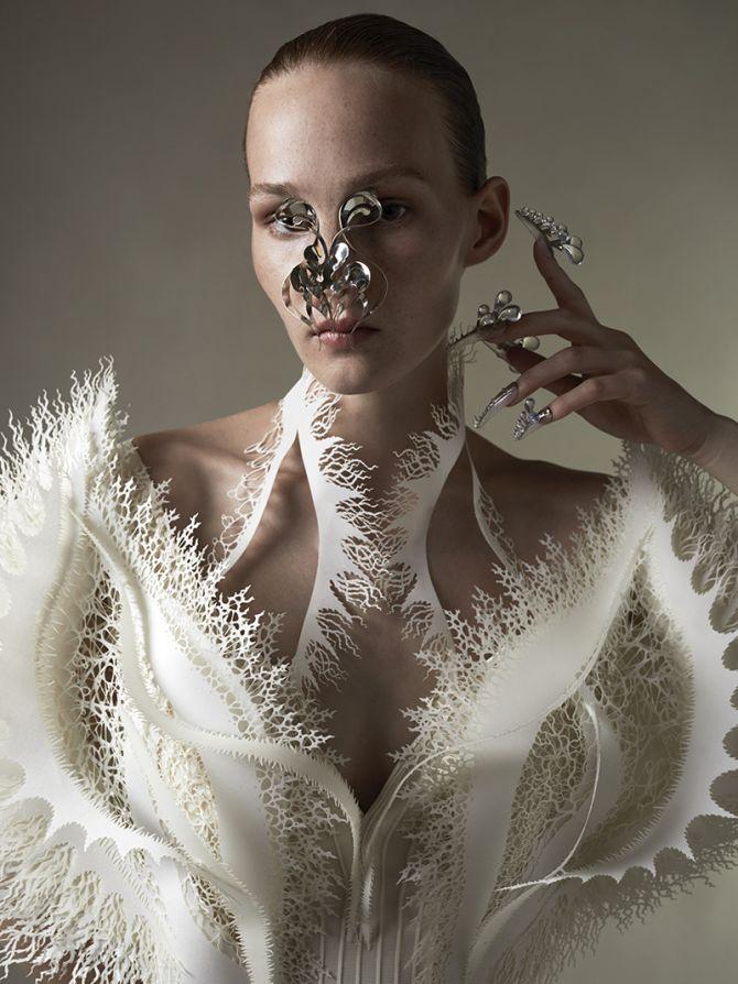 Paris Haute Couture Week: de mooiste looks om bij weg te dromen - 14