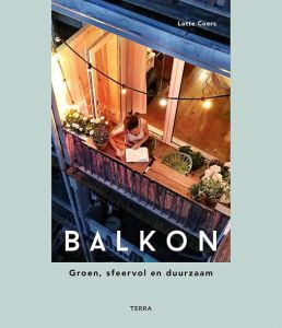 Balkon, Lotte Coers boeken planten