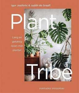 Plant Tribe boeken planten