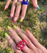 Trend alert: deze nostalgische, chunky ringen veroveren TikTok