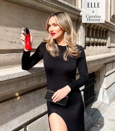 Interview: it-girl Lima Ché verklapt haar favoriete lenteparfum