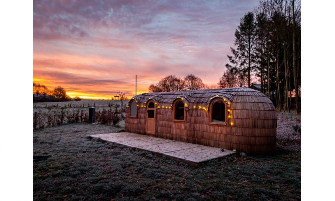 glamping cocooning luxemburg