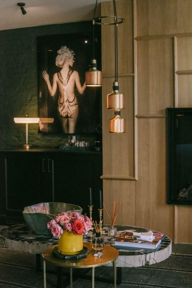Frederiek Van Pamel, Brugge, interieur, eclectisch, deco