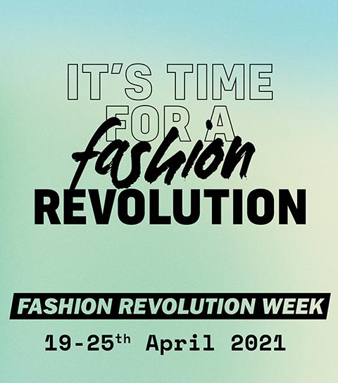 Fashion Revolution week: tijd om de modewereld 180° te draaien