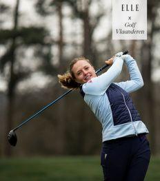 """Topgolfster Manon De Roey: """"Golf kan je op elk niveau en op elke leeftijd samen spelen"""""""