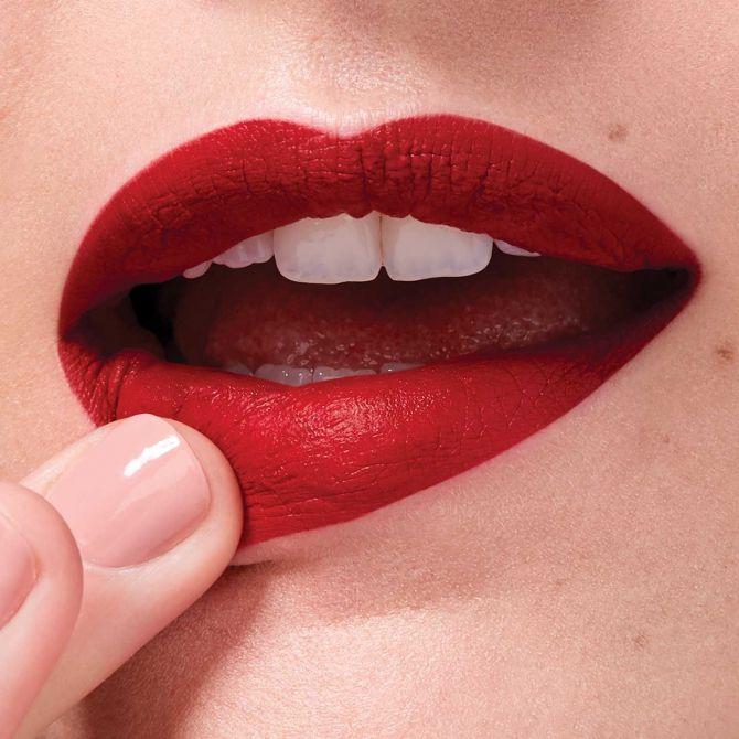 maybelline lipstick test