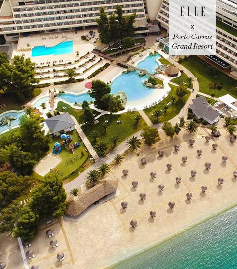 We love: totale ontspanning in het Griekse Porto Carras Grand Resort