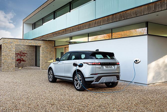 ELLE x SUV Range Rover