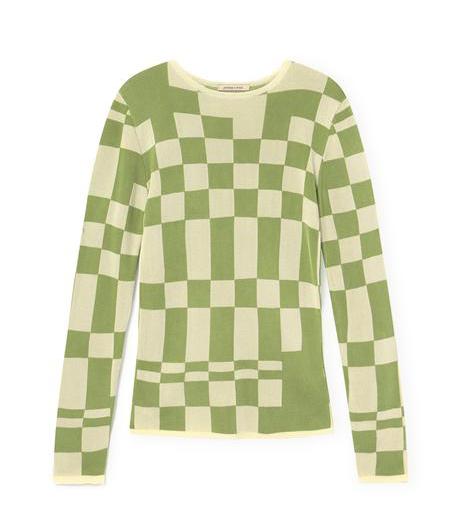 paaloma wool groen Lenteprints