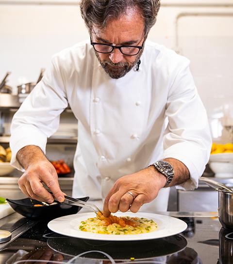 Tips voor de perfecte risotto (met recept) van topchef Carlo Cracco