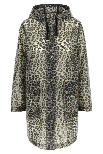 regenjassen luipaardprint