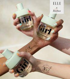 Rochas transformeert de parfumwereld met haar nieuwste creatie GIRL
