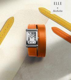 Kleurige horloges: de trend voor deze lente