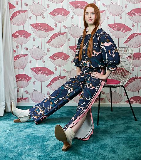 We love: modeontwerpster Eva-Maria toont dat duurzame kleding niet saai hoeft te zijn