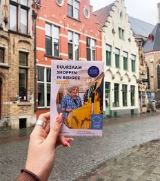 Getest: een duurzame shoppingroute in Brugge