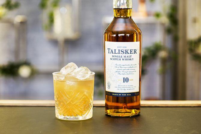 Talisker recept whisky