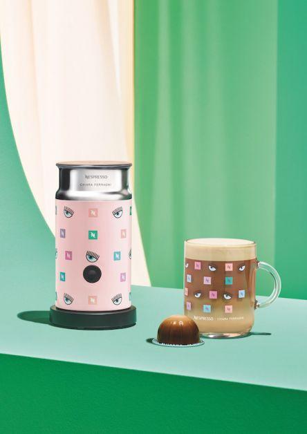 Nespresso x Chiara Ferragni: een kleurrijke collab voor coffee addicts - 2