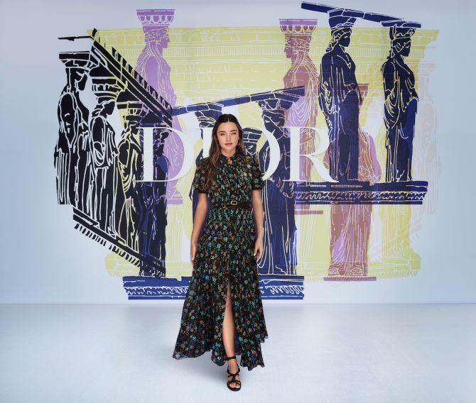 Onze favoriete looks van de Dior Cruise Show 2022 - 9